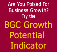 Try The BGC Growth Potential Indicator